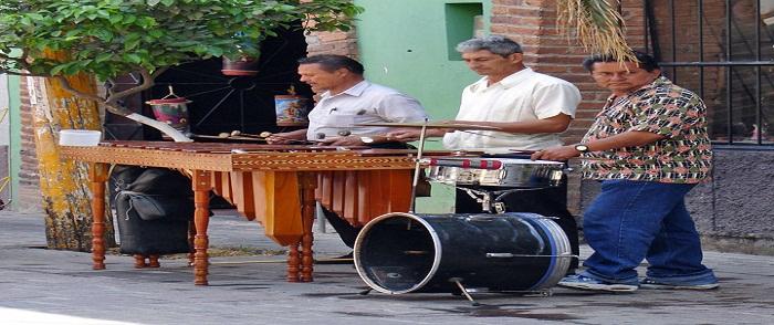 musique des îles du Pacifique